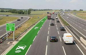 """Off road trials for """"electric highways"""" technology"""