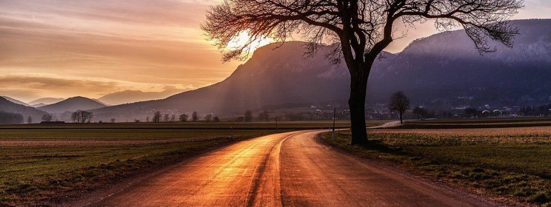 De nieuwe weg naar een nieuwe weg